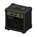 Animal Crossing Amp|Black Image