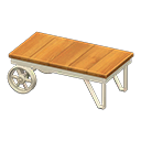 Animal Crossing New Horizons Ironwood Low Table Price ... on Ironwood Animal Crossing  id=67840