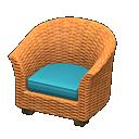 Animal Crossing New Horizons Rattan Armchair Price - ACNH ...
