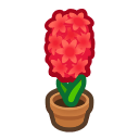 Animal Crossing Red-hyacinth Plant Image