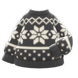Animal Crossing New Horizons Snowy Sweater Price Acnh Items Buy Sell Prices Akrpg Com