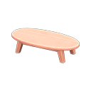 Wooden Low Table