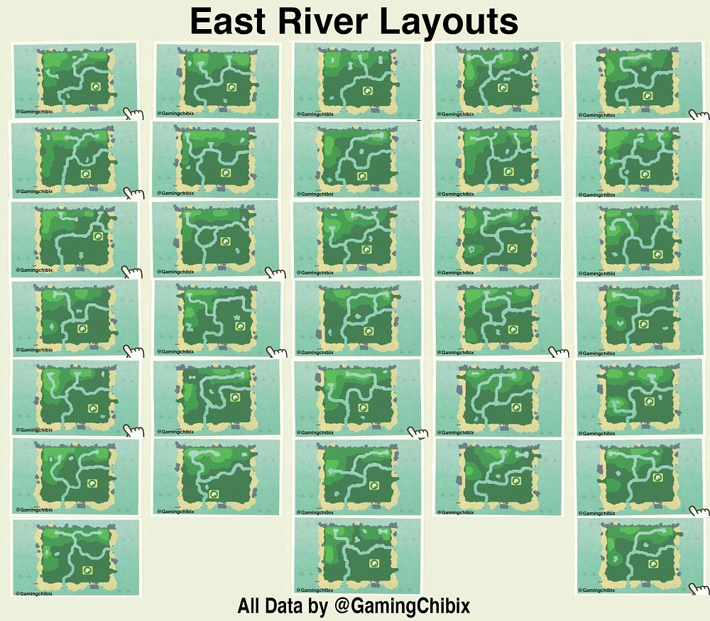 Best ACNH Island Layouts Guide & Top 10 Best Island ...