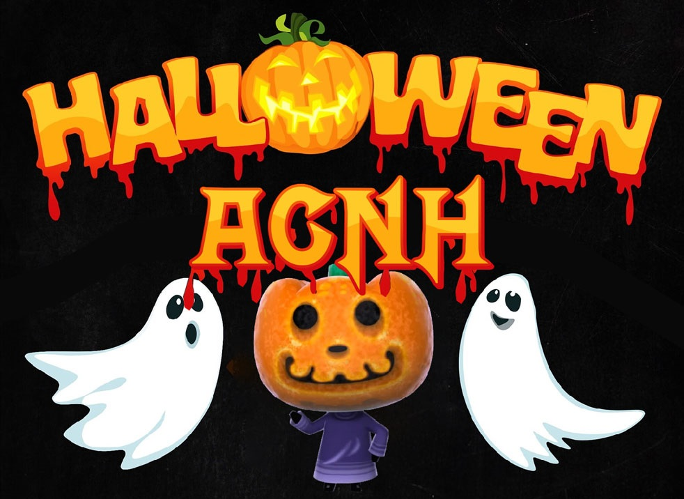 ACNH Halloween Event - Animal Crossing New Horizons Halloween