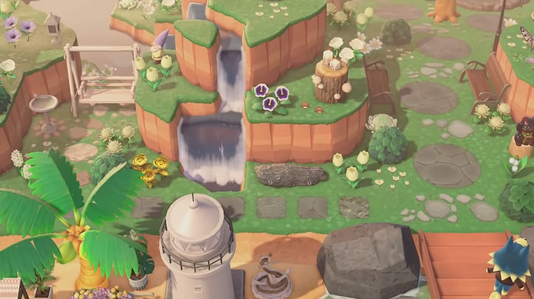 10 Best Island Entrance Design Ideas In Animal Crossing ...