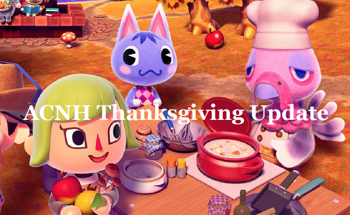ACNH Thanksgiving Update