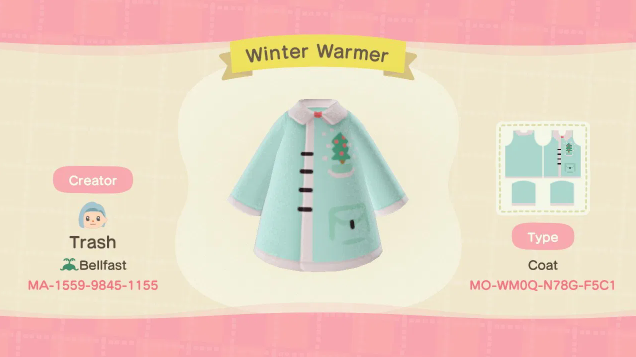 acnh winter clothes 5